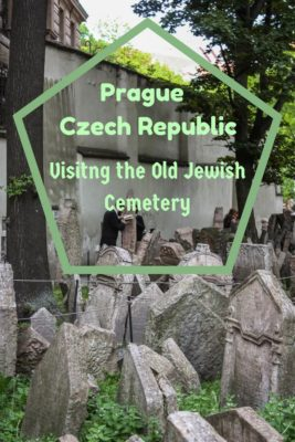 The largest Jewish cemetery in Europe, the Old Jewish Cemetery in Prague is a must see when visiting the Czech Republic.