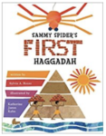 Sammy Spider is our favorite among this collection of Children's Haggadah options