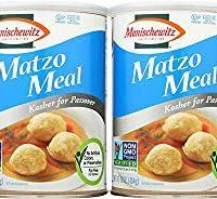 Manischewitz Matzo Meal 2 Pack