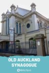 An old Jewish synagogue, Auckland New Zealand
