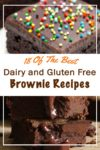Dairy-Free and Gluten Free-Brownie Recipes