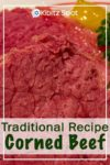 Homemade traditional kosher-style corned beef is easy with our simple corned beef recipe