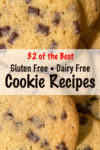 Photo of Gluten and Dairy-free chocolate chip cookies