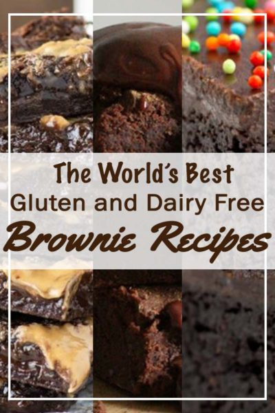 Photos of 3 Dairy-Free and Gluten Free-Brownies Recipes