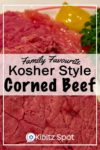 Simple Kosher Style Corned Beef Recipe