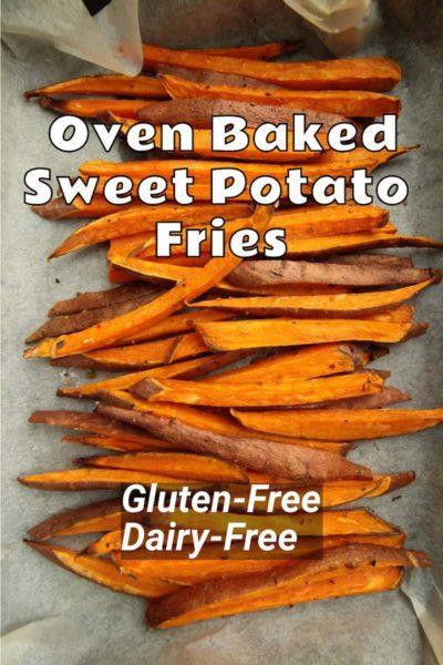 Ready to eat sweet potato fries